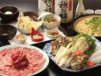 【1~3月】じゃらん限定 ご夕食を<無料>で【すき焼き御膳】へアップグレード!【夕朝食付】 ※2名様~