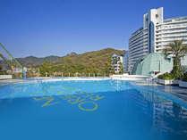 夏のベイリゾート♪プールや縁日など楽しみがたくさんです!