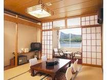 東館和室10畳【湖側】