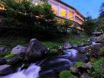 蓼科グランドホテル滝の湯