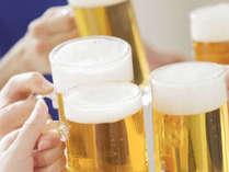 温泉&ビールの最強の組み合わせ!