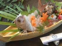 舟盛り 鯛