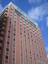 14階建てのホテル<外観>