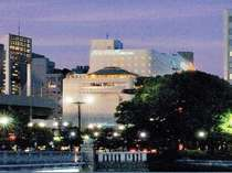 メルパルク広島(郵便貯金会館)の写真