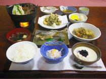 自家栽培のお米が人気◎里山のごちそうを堪能&片品温泉『萩の湯』でほっと一息<2食付>