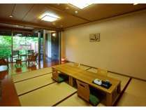 【WEB限定】素泊まりプラン 露天風呂付客室15畳和室