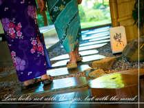■カップル■カレとのふたり旅、静かで落ち着いた 『純和風の温泉宿』 はいかが?