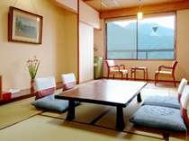 【和室10畳】客室の一例です。10畳和室。の画像