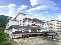 旅館の前景です。の画像
