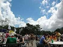 今年もFujiRockのアツい夏がやってきます!の画像