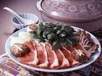 豚ロース鍋(4名盛り)