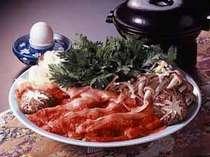 和牛すき焼き(4名盛り)