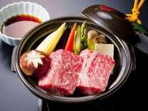ステーキを堪能♪※写真はイメージです。