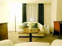 他のお部屋にない広さと快適性をお届け致します。