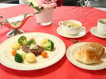 """期間限定♪""""牛フィレステーキコース付き""""プラン!【1泊2食】"""