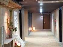和室共用部廊下
