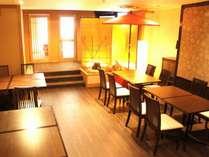 2階「和食処 みさお亭」 和食会席料理をお楽しみ頂けます。※予約制