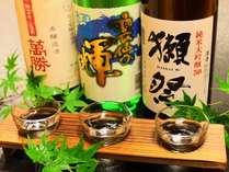 地酒や人気の日本酒の飲み比べセット