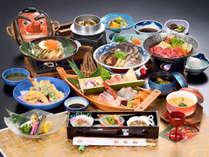 贅を尽くした豪華なお食事「雅」ご褒美や記念日に※画像は一例です