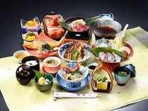 【輝き】岡山産ピーチポークの朴葉焼.鰆一人鍋.鯛兜煮.等特別お献立!好評につき延長させていただきます。