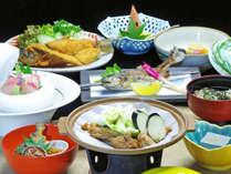 明宝温泉&夕食は人気の≪岐阜名物≫鶏ちゃん焼♪