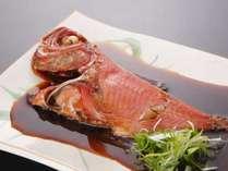 【料理プラス】お部屋で食べよう♪板さんおまかせプラン+金目鯛の煮つけ付◆貸切風呂無料