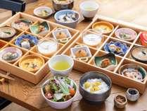 『 銀座朝食ラボ 』江戸東京をまるごとたのしめる朝食(朝7:00~10:00)