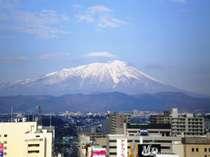 14階から望む岩手山!駅前ながら景観も抜群です!