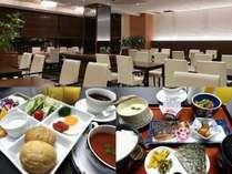 【ご朝食(7:00~10:00)】和・洋から選べる朝食