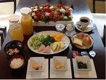 ☆朝食リニューアル☆【ご朝食(7:00~10:00)和洋バイキングスタート♪
