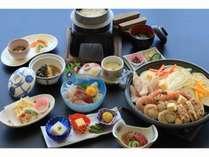 【夏休み満喫☆】  いろどり夏野菜と海鮮陶板焼き和食会席コース♪ (7/25~8/25)