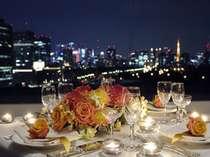 レストラン芙蓉からの夜景イメージ