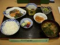 創作日本料理『近藤』の朝食