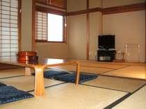 2名様から6名様までご利用いただける和室です。