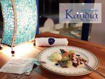 【お食事】最高級神戸牛と旬の三浦野菜のディナーコース