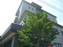 *【外観】那須・日光へのアクセス良好!静かで家庭的な「ホテル相馬屋」へようこそ♪