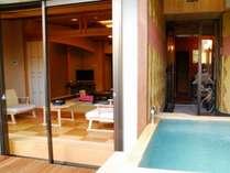 和室10畳+広縁+踏込み+バス・トイレ