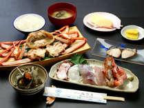 一泊二食付で1万円~♪海産物は全て香住産にこだわりました!初夏の香住の旬を堪能!
