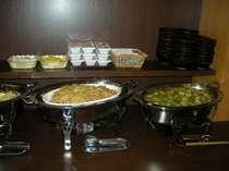 ◆◇朝食バイキング◇◆【利用時間6:30~9:00】和・洋食のバイキングをお楽しみください♪