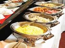 ◆◇朝食バイキング◇◆【利用時間6:30~9:00】朝からしっかりお召し上がりください♪
