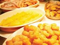 ◆◇朝食バイキング◇◆【利用時間6:30~9:00】温かいお料理をご用意しております♪