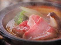 「最上級おおいた和牛の頂」肉汁と出汁が心地よく踊る夕食時