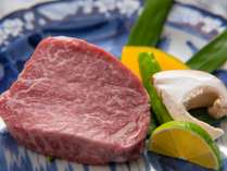 「最上級おおいた和牛の頂」ヒレステーキ