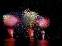 ☆花火後の夕食(20:30スタート)☆季節の懐石料理 花火大会プラン