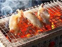 【期間限定】たらば蟹のしゃぶしゃぶと炭火焼を楽しむ~特別会席を堪能(夕朝食付)