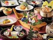 <夕食アップグレード>★名湯と季節の味覚会席料理を堪能するお勧めプラン