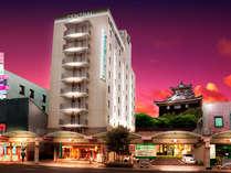 浜松の中心街に位置するくれたけイン・セントラル浜松です。