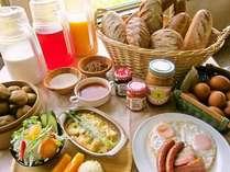 北海道産こだわり朝食 イメージ