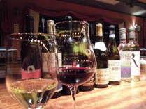 ★グラスワイン飲み比べプラン★ライトディナー2食付き☆夕食控えめヘルシープラン