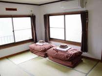 【禁煙】6畳+4.5畳和室(個室) ご家族やグループのご宿泊におススメ!